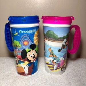 Disney Resort Travel Mug Mickey Minnie